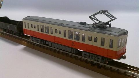 鉄コレ日立電鉄モハ3023