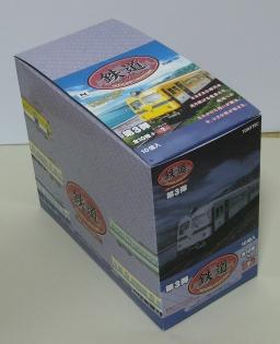 鉄コレ第3段の外箱