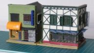 BAR&寿司屋と喫茶店